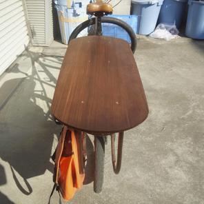 自転車用ティーテーブル