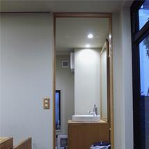枠材 鏡 スイッチプレート