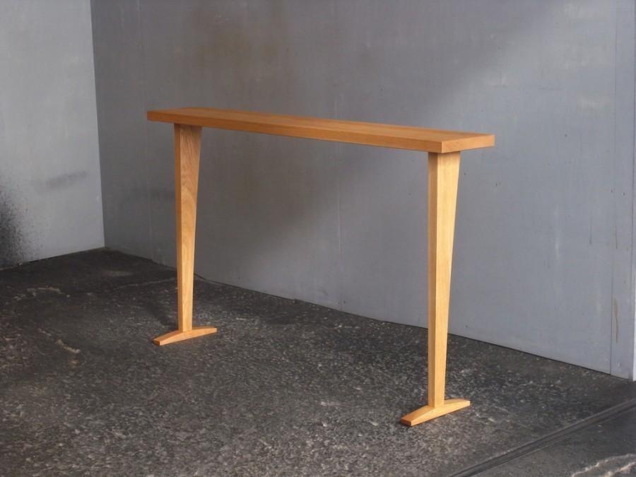 苔玉展示台斜め面