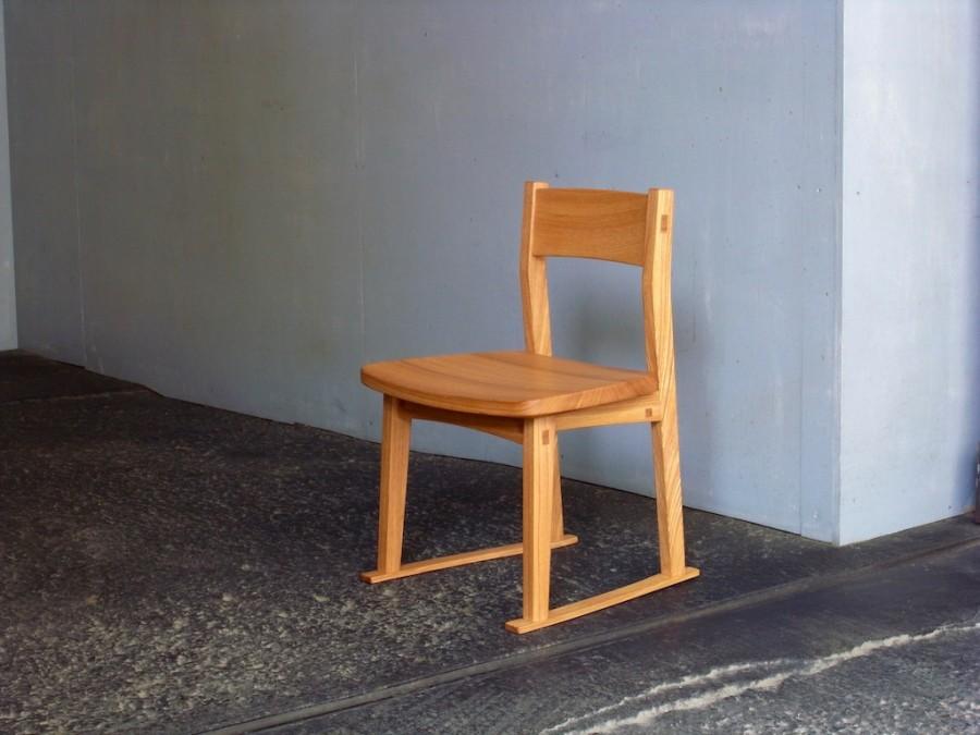 子供椅子 斜め面