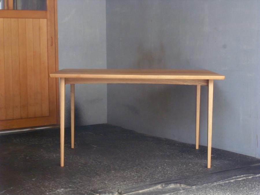 ダイニングテーブル 正面