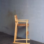 子供椅子 側面