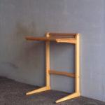 サイドテーブル 斜め面