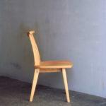 回転椅子 側面