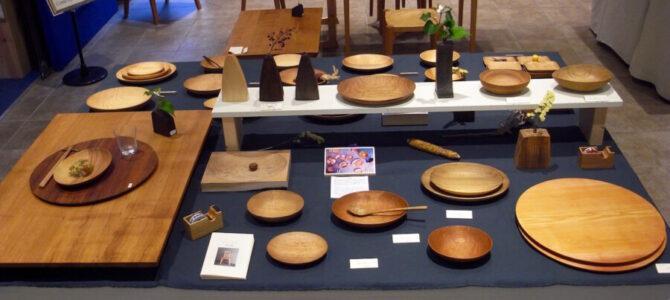 丸善・日本橋店 「木の匠展」無事に終了しました